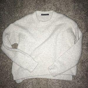 Brandy grey sweater